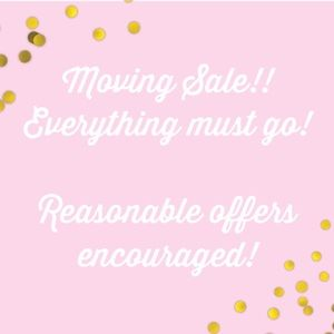 Closet Clear Out! Everything Must Go! 🛍